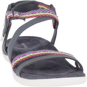 Merrell District Mendi Backstrap Sandals Women, turbulence